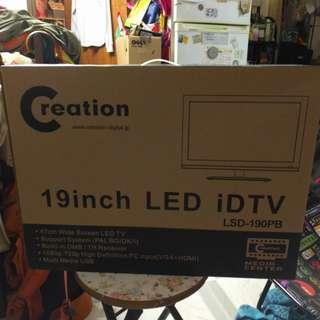 Creation 19inch iDTV