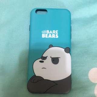 iPhone 6/6s We Bare bears