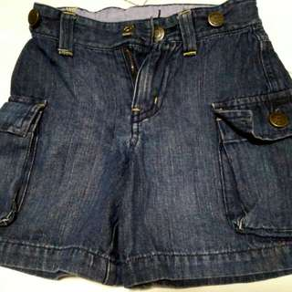 GAP SHORT PANTS JEANS