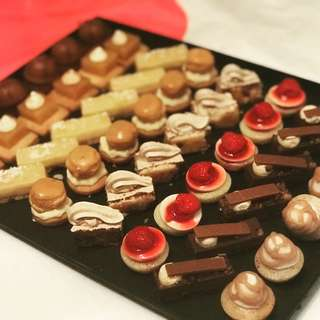 French Petit Fours