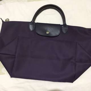 Authentic Longchamp Mulberry