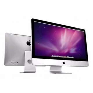 """CLEARANCE!!! Apple 24"""" Imac + MS Office For Cheap Sale !"""