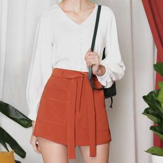 AndWellDressed Elevate Double Pocket Skorts