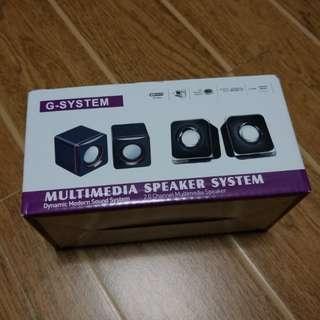 Speaker 電腦喇叭