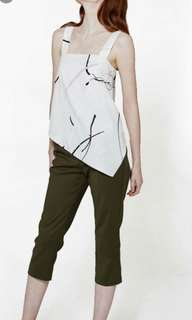 BN OUR SECOND NATURE Canvas Handkerchief TOP
