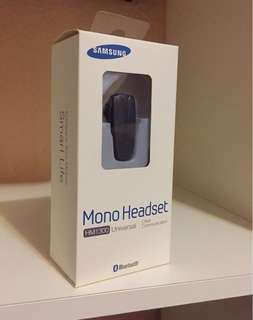 SAMSUNG Mono headset (Bluetooth)