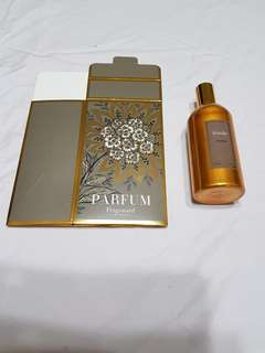 Fragonard Frivole Perfume Gold x 120 ML