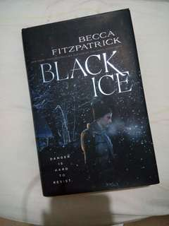 "Black Ice ""Danger is Hard to Resist"""