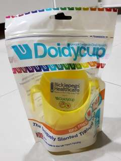 Brand New Doidy Cup Yellow