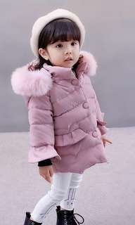 Winter Baby Padded Jacket