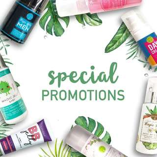 -Special Promotions-