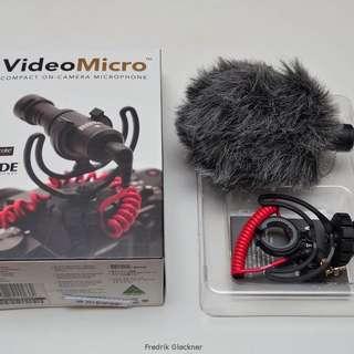 [RENTAL/SEWA] Rode VideoMicro Microphone