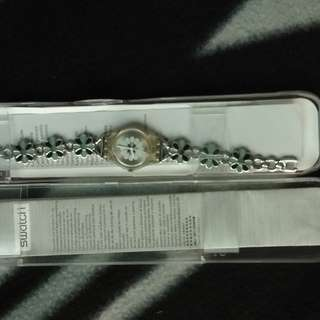 Swatch watch floral flower for lady woman for her