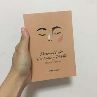 ETUDE CONTOUR AND BLUSH PALETTE (Cream)