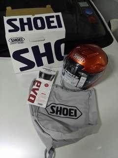 Shoei JForce 4