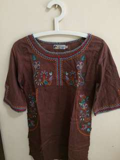 T-Shirt Brown
