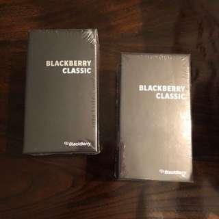 Blackberry Classic mobile phone