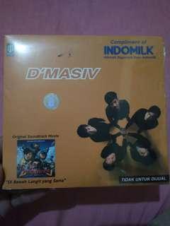 CD Original D'Masiv