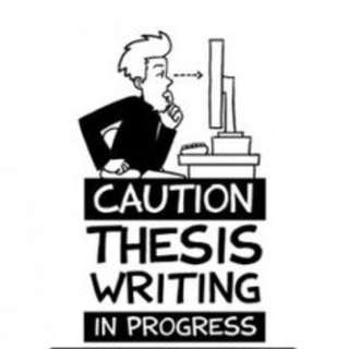 Thesis in a RUSH