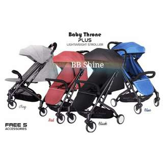🆕Baby Throne Baby Stroller