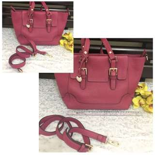 Bag Obermain magenta