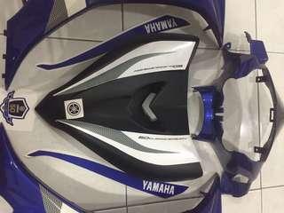 Yamaha lc135 v2 gp edition coverset