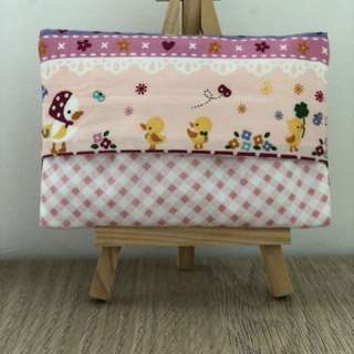 'Duck Mama & babies' tissue Pack holder