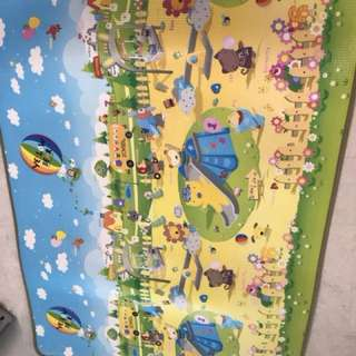 Price Reduced -Parklon large playmat