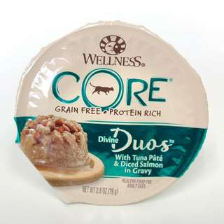 Wellness Core – Divine Duos Tuna and Salmon Canned Cat Food