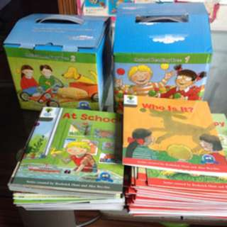 Oxford Reading Tree Level 1~2 (157 books)