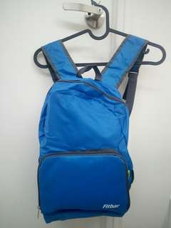 fitbar 可摺式背囊