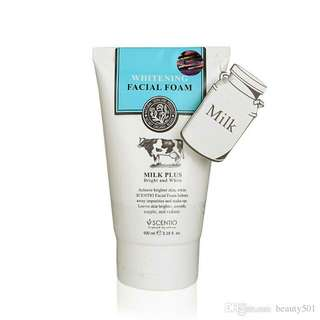 Beauty buffet facial foam
