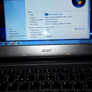 Laptop Acer Aspire V5-431 series