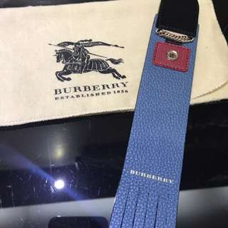 Burrberry bookmark