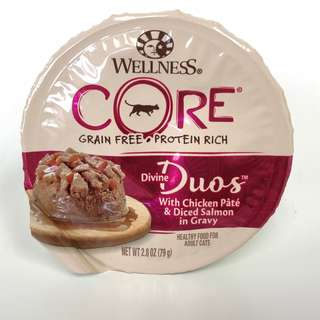 Wellness Core – Divine Duos Chicken and Salmon Canned Cat Food
