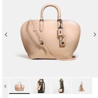 New Coach Dakotah satchel bag