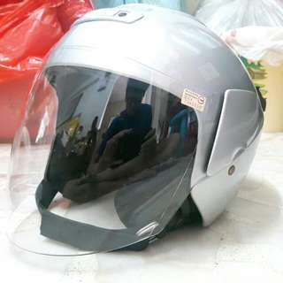 Zues Motorcycle Helmet/head gear