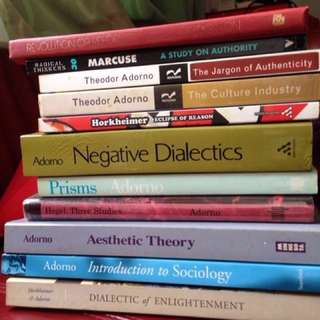 Philosophy and Theory books