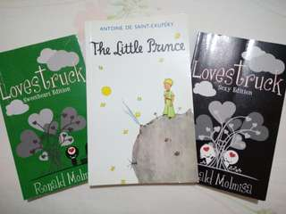 ❤Pocket Books❤ Little Prince,LoveStruck