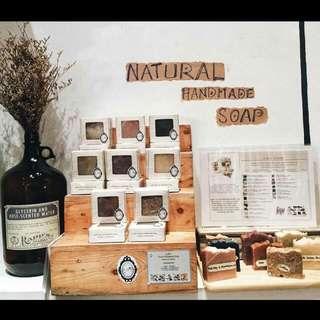 LAFS Natural Handmade Soap