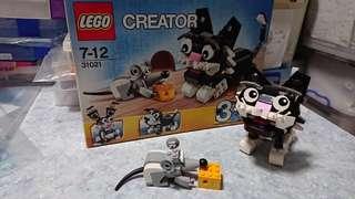 Lego#31021三合一動物