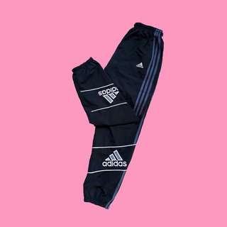 REPRICED Unisex Vintage Adidas Jogger Pants