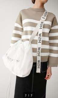 Moussy bag