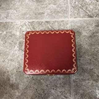 卡地亞錶盒 Cartier Watch Box