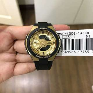 Authentic G-Steel