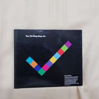 Yes, Pet Shop Boys etc. (2 CDs)