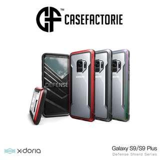X-Doria Defense Shield Case Samsung Galaxy S9 Plus Xdoria
