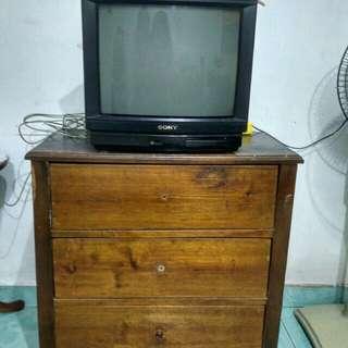 TV Sony & Meja murah banget