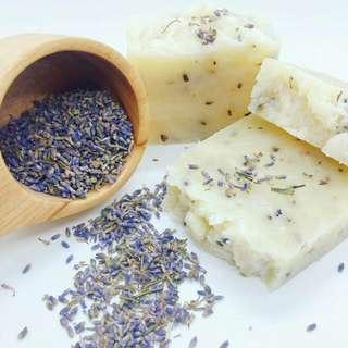 LAFS Lavender Soap