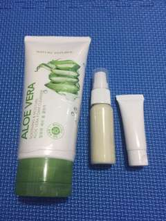 Nature Republic Aloe Vera Facial Foam